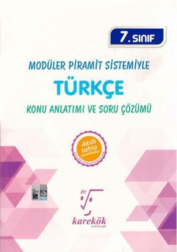 Karekök 7. Sınıf Türkçe Konu Anlatımı ve Soru Çözümü