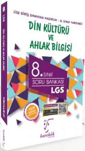 Karekök Yayınları 8. Sınıf LGS Din Kültürü ve Ahlak Bilgisi Soru Banka