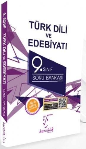 Karekök Yayınları 9. Sınıf Türk Dili ve Edebiyatı Soru Bankası