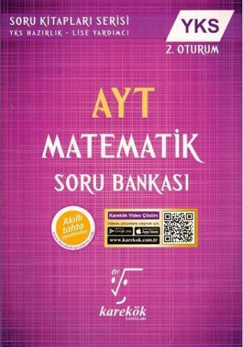 Karekök AYT Matematik Soru Bankası %42 indirimli