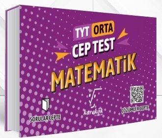 Karekök Yayınları TYT Matematik Orta Cep Test