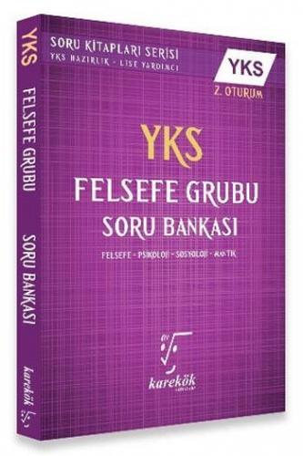 Karekök Yayınları YKS 2. Oturum Felsefe Grubu Soru Bankası
