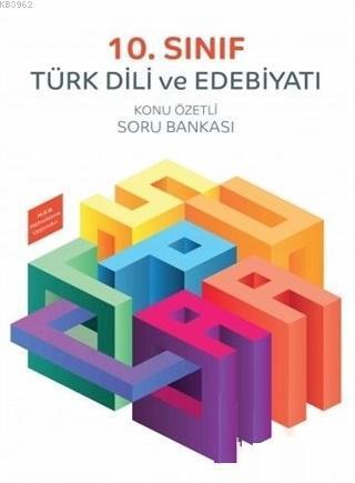Supara Yayınları 10. Sınıf Türk Dili ve Edebiyatı Konu Özetli Soru Bankası
