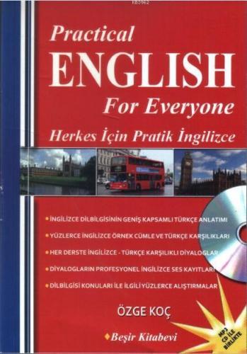 Practical English For Everyone Herkes İçin Pratik İngilizce CDli