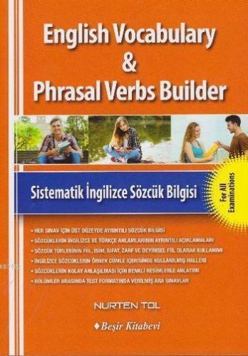 English Vocabulary and Phrasal Verbs Builder