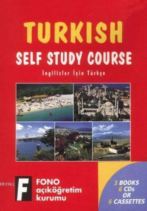 İngilizler Için Türkçe Seti (Turkish Self Study Course) (3 Kitap + 6 CD)