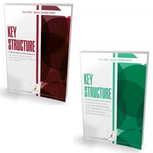 Key Structure Set Pınar Kılıç, Şeyma Doğru Mert