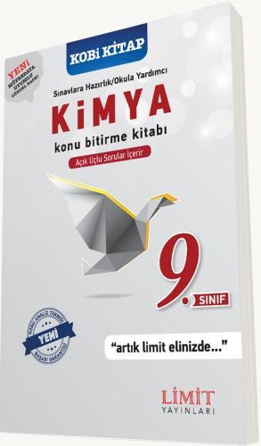 Limit 9. Sınıf Kimya Konu Bitirme Kitabı
