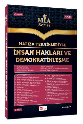 Akfon Yayınları Hafıza Teknikleriyle İnsan Hakları ve Demokratikleşme