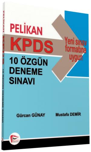 KPDS Özgün 10 Deneme Sınavı