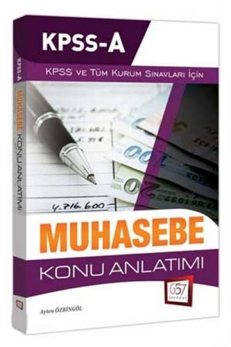 KPSS A Grubu Muhasebe Konu Anlatımı 2019