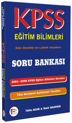 KPSS Eğitim Bilimleri (Soru Bankası)