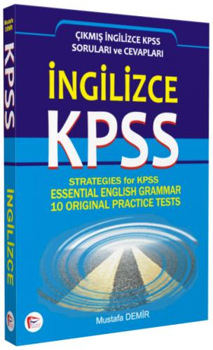 Kpss İngilizce Strategies For Kpds - Pelikan Yayınevi %50 indirimli Mu
