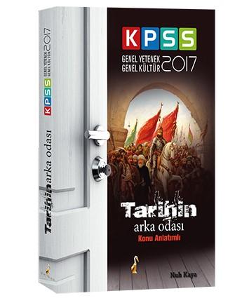 KPSS Tarihin Arka Odası Konu Anlatımlı