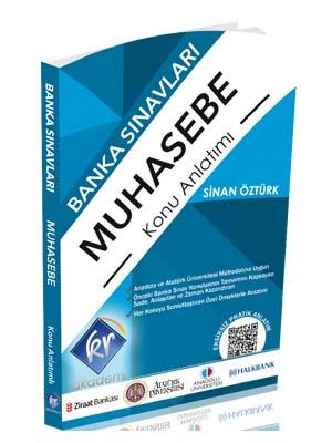 KR Akademi Banka Sınavları Muhasebe Konu Anlatımı Kitabı