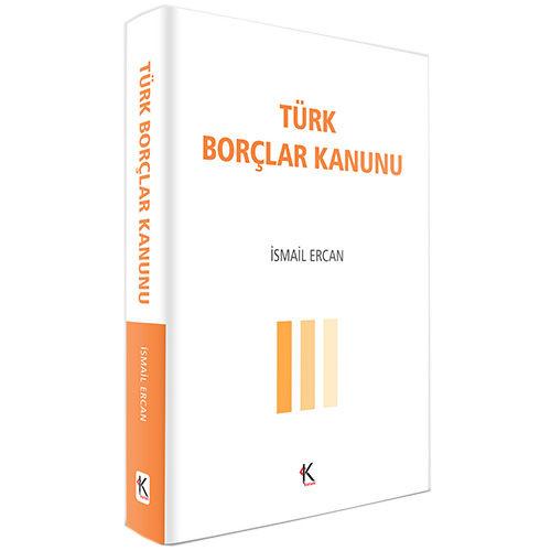 Kuram Türk Borçlar Kanunu Cep Boy