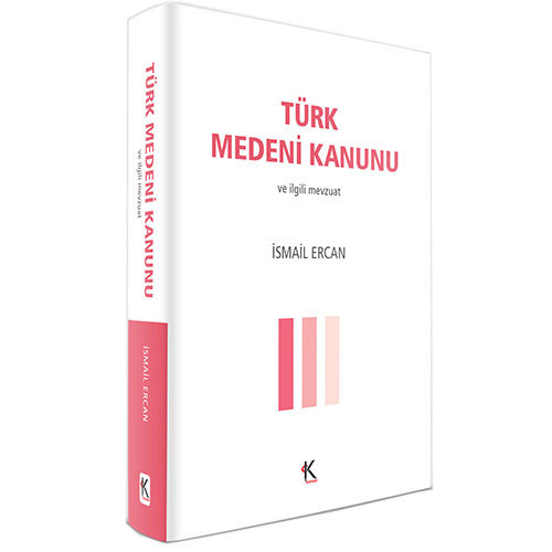 Kuram Türk Medeni Kanunu ve İlgili Mevzuat Cep Boy