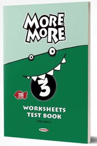 Kurmay ELT More and More English 3 Test Book WorkSheets