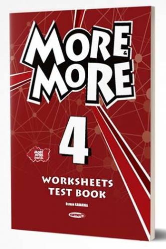 Kurmay ELT More and More English 4 Test Book WorkSheets