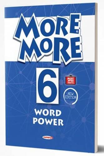 Kurmay ELT More and More English 6 Word Power