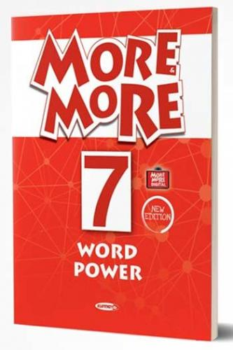 Kurmay ELT More and More English 7 Word Power