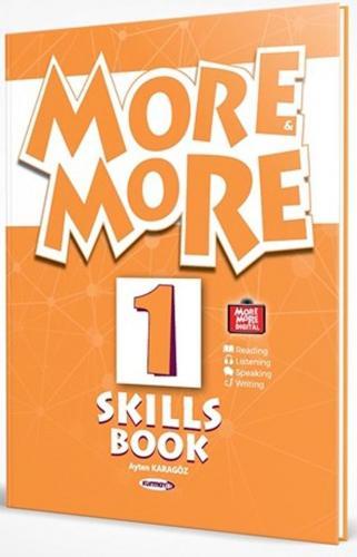 Kurmay ELT Yayınları 1. Sınıf More More English Skills Book