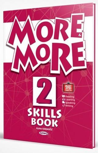 Kurmay ELT Yayınları 2. Sınıf More More English Skills Book