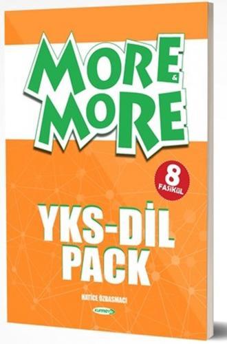 Kurmay ELT Yayınları YKS Dil Pack More More