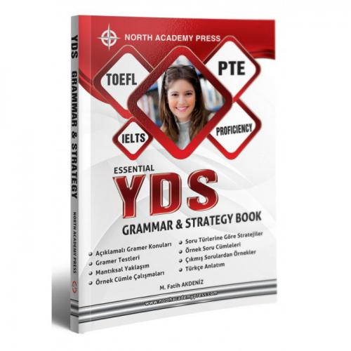 Kuzey Akademi YDS Essential GrammarStrategy Book 2017