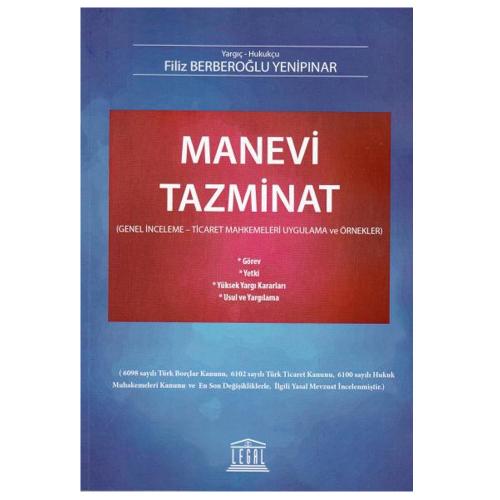 Legal Manevi Tazminat - Filiz Berberoğlu Yenipınar