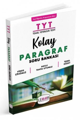 LEMMA Yayınları TYT Kolay Paragraf Soru Bankası Esra Yüksel