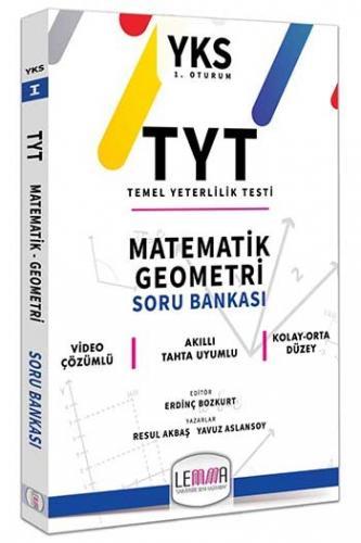 LEMMA Yayınları TYT Matematik Geometri Soru Bankası