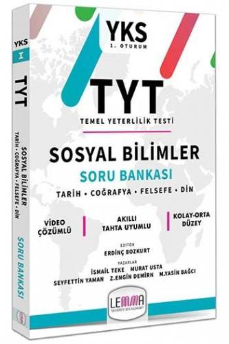 LEMMA Yayınları TYT Sosyal Bilimler Soru Bankası