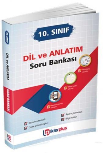 Liderplus 10. Sınıf Dil ve Anlatım Soru Bankası