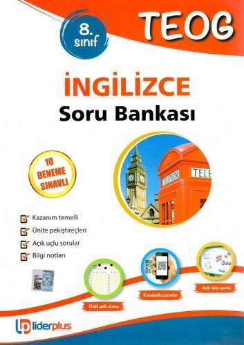 Liderplus 8. Sınıf TEOG İngilizce Soru Bankası