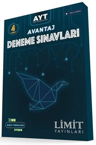 Limit Yayınları AYT Avantaj 4 lü Deneme Sınavları