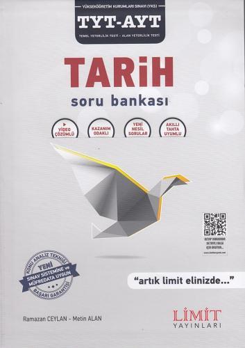 Limit TYT AYT Tarih Soru Bankası