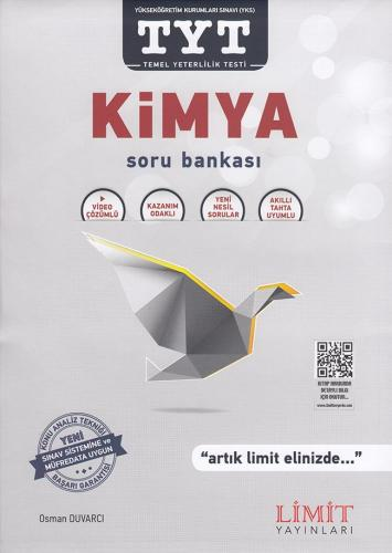 Limit TYT Kimya Soru Bankası