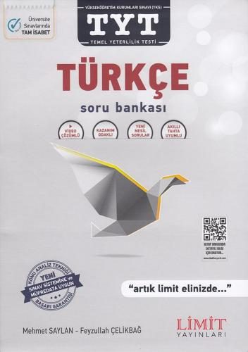 Limit Yayınları TYT Türkçe Soru Bankası Komisyon