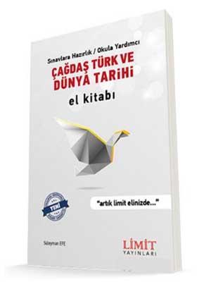 Limit YKS Çağdaş Türk ve Dünya Tarihi El Kitabı