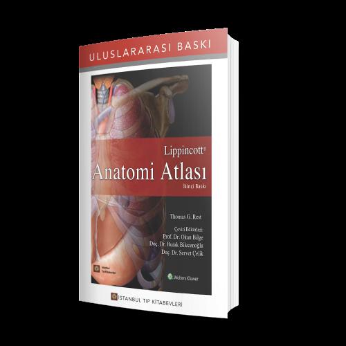Lippincott Anatomi Atlası Komisyon