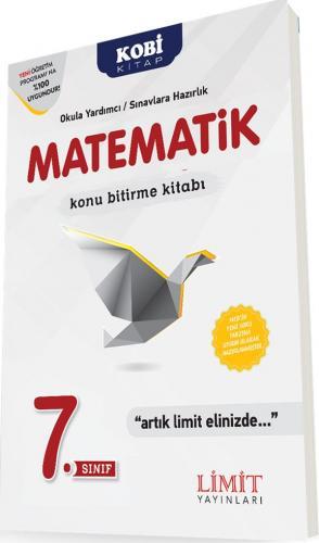 Limit 7. Sınıf Matematik Konu Bitirme Kitabı