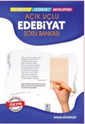 LYS Edebiyat Açık Uçlu Çözümlü Soru Bankası - BKD Yayınları