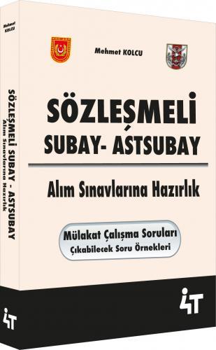 Sözleşmeli Subay-Astsubay Alım Sınavlarına Hazırlık Mehmet Kolcu