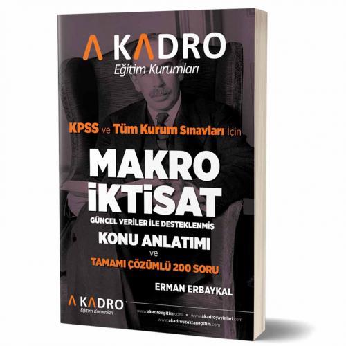 A Kadro KPSS A Grubu Makro İktisat Konu Anlatımı 2019