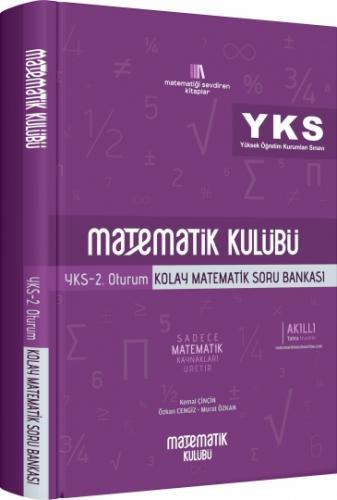 Matematik Kulübü AYT Kolay Matematik Soru Bankası