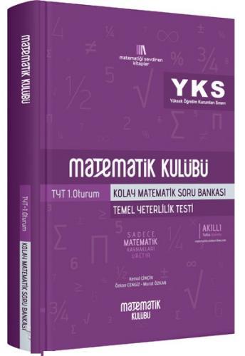 Matematik Kulübü YKS TYT Kolay Matematik Soru Bankası
