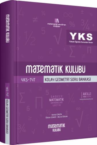 Matematik Kulübü YKS TYT Kolay Geometri Soru Bankası