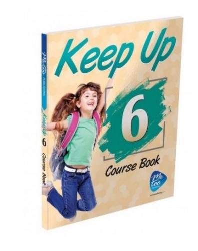 Me Too 6.Sınıf Keep Up Course Book