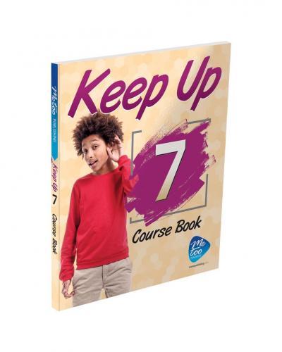 Me Too 7. Sınıf Keep Up Course Book